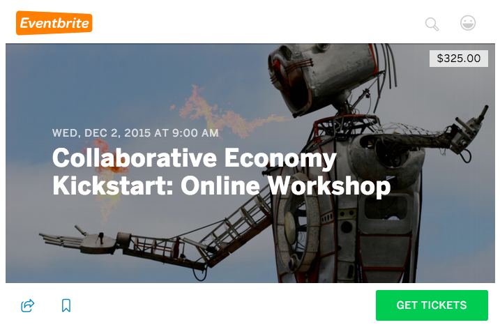 Collaborative Economy Kickstart